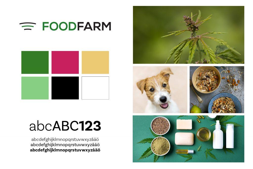 Food Farm_graafiset_elementit